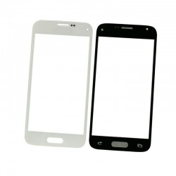 Samsung Galaxy Mini S5 SM G800 - White touch layer touch glass touch panel