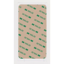 Samsung Galaxy Note 3 N9000 - 3M adhesive tape underneath the touch pad