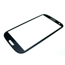 Samsung Galaxy S3 i9300 - Dark (pebble) blue touch screen, touch glass touch panel