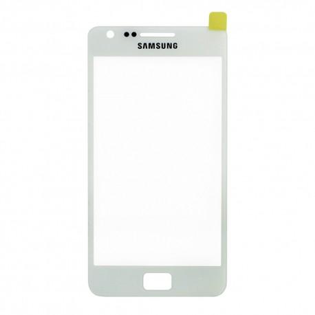 Samsung Galaxy S2 i9100 i9105 - Bílá dotyková vrstva, dotykové sklo, dotyková deska