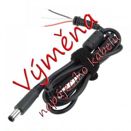 Oprava (výměna) kabelu k adaptéru Compaq, HP