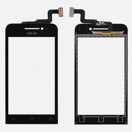 Asus Zenfone 4 - Černá dotyková vrstva, dotykové sklo, dotyková deska