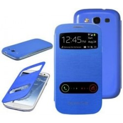 Samsung Galaxy S3 I9300 - Blue flip S-View