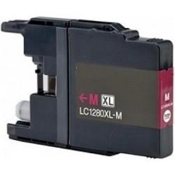 Brother LC-1280XL Magenta - červená - kompatibilní