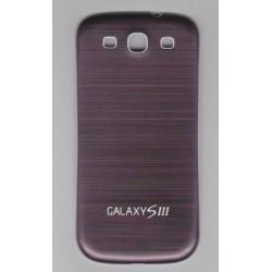 Samsung Galaxy S3 i9300 - Zadní kryt baterie - Hliník - Coffee