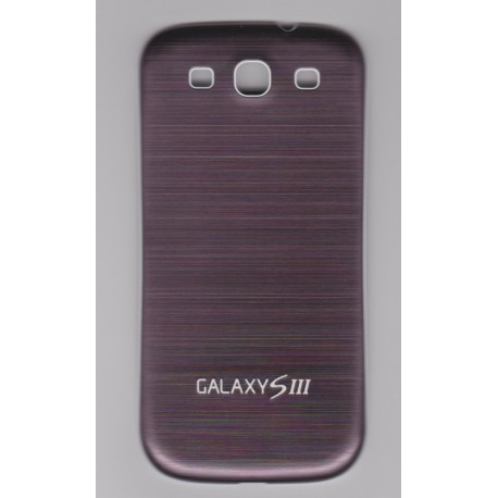 Samsung Galaxy S3 i9300 - Zadní kryt baterie - Hliník - Coffe