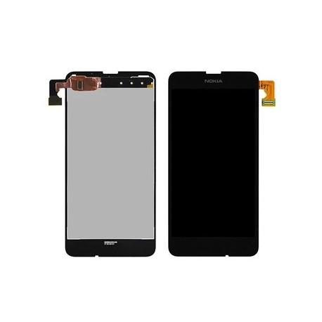 Nokia Lumia 630 635 - LCD displej + dotyková vrstva, dotykové sklo, dotyková deska