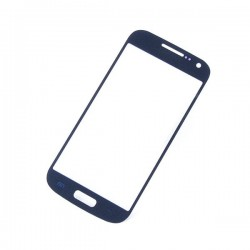 Samsung Galaxy S4 mini i9190 i9195 - Dark blue touch layer touch glass touch panel