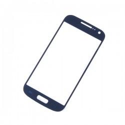 Samsung Galaxy S4 mini i9190 i9195 - Tmavě modrá dotyková vrstva, dotykové sklo, dotyková deska - OEM