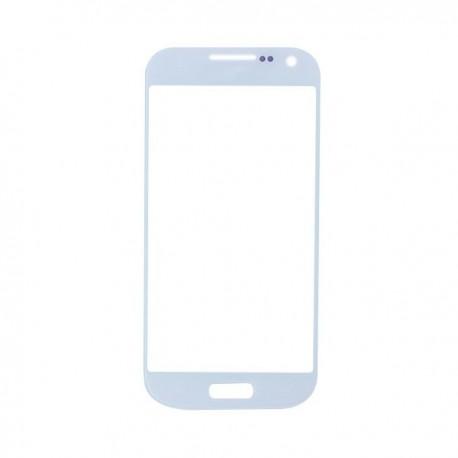 Samsung Galaxy S4 mini i9190 i9195 - Bílá dotyková vrstva, dotykové sklo, dotyková deska