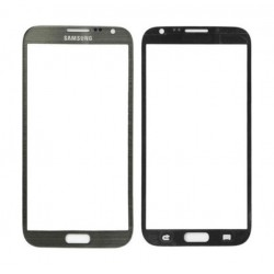 Samsung Galaxy Note 2 N7100 N7105 i317 - Grey touch layer touch glass touch panel