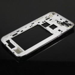 Samsung Galaxy Note 2 N7100 - bílý střední díl, housing