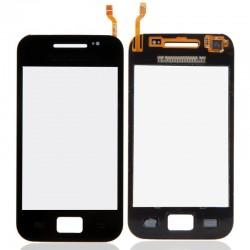 Samsung Galaxy Ace S5830i - Černá dotyková vrstva, dotykové sklo, dotyková deska + flex - OEM