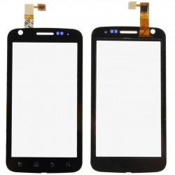 Motorola Atrix 4G MB860 - Černá dotyková vrstva, dotykové sklo, dotyková deska + flex