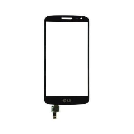 LG D618 D620 D621 D625 G2 Mini - Černá dotyková vrstva, dotykové sklo, dotyková deska + flex