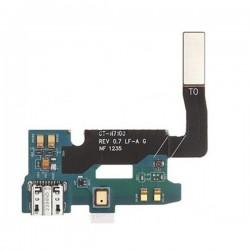 Samsung Galaxy Note 2 N7100 – USB napájecí modul (dobíjecí port) – konektor + flex