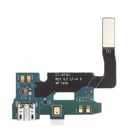 Samsung Galaxy S4 i9500 – USB napájecí modul (dobíjecí port) – konektor + flex