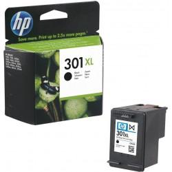Černá originální inkoustová náplň HP 301XL 480 stran CH563E pro HP DeskJet 1510, 2050, 2050A, 3050, 3050A, D1000, D3000, 1050A