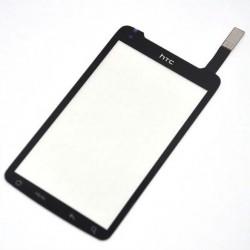 HTC Desire Z A7272 G2 - Čierna dotyková vrstva, dotykové sklo, dotyková doska