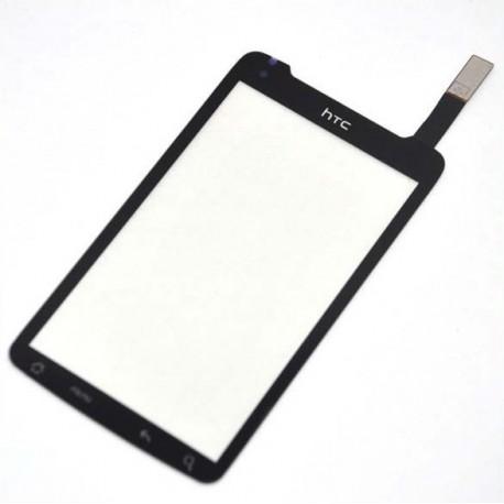 HTC Desire Z A7272 G2 - Černá dotyková vrstva, dotykové sklo, dotyková deska