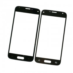 Samsung Galaxy Mini S5 SM G800 - Black touch layer touch glass touch panel