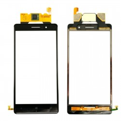Nokia Lumia 830 - Black touch layer touch glass touch + Digitizer board with flex cable
