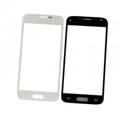 Samsung Galaxy S5 mini SM G800 - Biela dotyková vrstva, dotykové sklo, dotyková doska