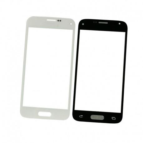 Samsung Galaxy S5 mini SM G800 - Bílá dotyková vrstva, dotykové sklo, dotyková deska