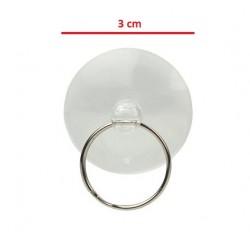 Přísavka na displej, dotykové sklo - malá 3cm