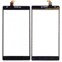 Nokia Lumia 1520 - Černá dotyková vrstva, dotykové sklo, dotyková deska + flex