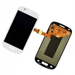 Samsung Glaxy S3 mini i8190 - Bílý - LCD displej + dotyková vrstva, dotykové sklo, dotyková deska s rámečkem