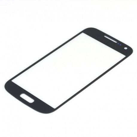 Samsung Galaxy S4 mini i9190 i9195 - Black touch layer touch glass touch panel