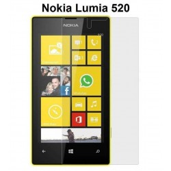 Nokia Lumia 520 - Protective film - antiglare matte + Cleaning Cloth