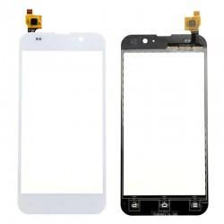 ZOPO ZP980 C2 C3 - Bílá dotyková vrstva, dotykové sklo, dotyková deska + flex