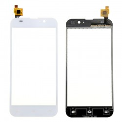 Zopo ZP980 Mobile C2 C3 - White touch, layer touch, glass touch panel + flex