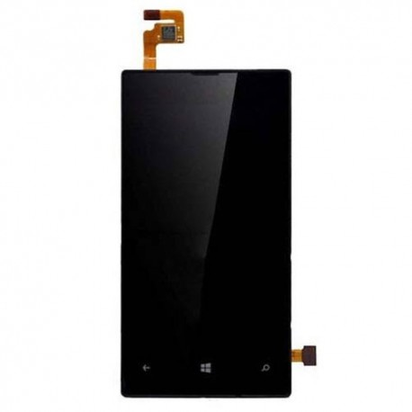 Nokia Lumia 520 - LCD display + touch layer touch glass touch panel with frame