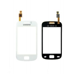 Samsung Galaxy mini 2 GT-S6500 - Bílá dotyková vrstva, dotykové sklo, dotyková deska + flex - OEM