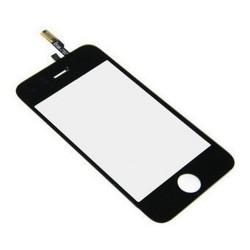 Apple iPhone 3G - Černá dotyková vrstva, dotykové sklo, dotyková deska + flex - OEM