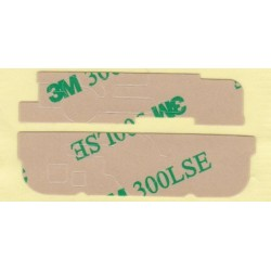 Apple iPhone 4S - 3M adhesive tape underneath the touch pad