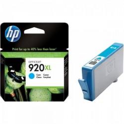 HP 920XL modrá CD972AE - originální cartridge