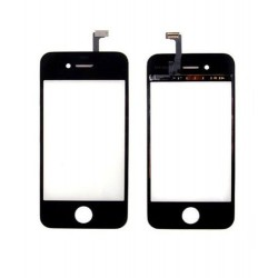 Apple iPhone 4 4G - Black touch layer touch glass touch panel + flex