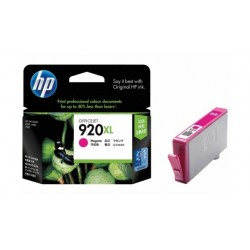 HP 920XL magenta CD973AE - the original cartridges