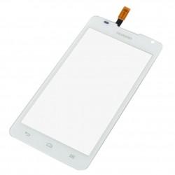 Huawei Ascend Y530 C8813 - Bílá dotyková vrstva, dotykové sklo, dotyková deska + flex