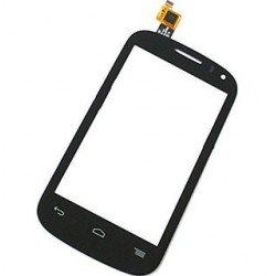 Alcatel One Touch POP C3 Dual 4033 OT-4033E 4033A 4033D 4033X - Black touch layer touch glass touch panel flex