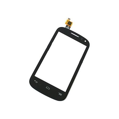 Alcatel One Touch POP C3 Dual 4033 OT-4033E 4033A 4033D 4033X - Black touch layer touch glass touch panel flex