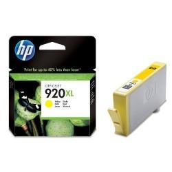 HP 920XL žlutá CD974AE - originální cartridge