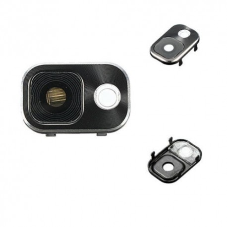 Samsung Galaxy Note 3 N900 - Cover glass, camera, camera - Black
