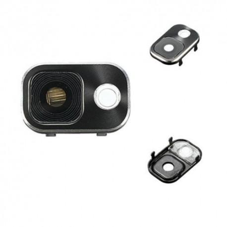 Samsung Galaxy Note 3 N900 - Kryt, sklo kamery, fotoaparátu - Černá