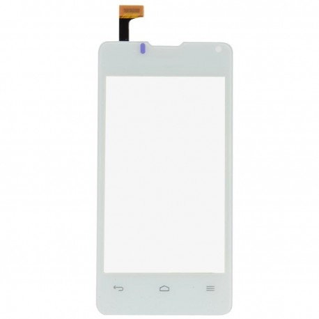 Huawei Ascend Y300 8833 - White touch layer touch glass touch panel + flex