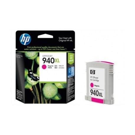 HP 940XL magenta C4908A - originální cartridge